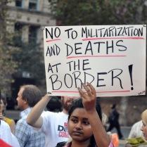 migrant march 15