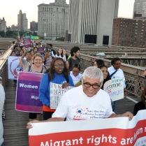 migrant march 23
