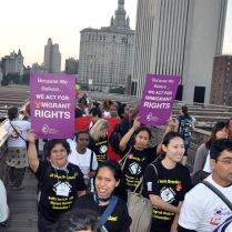 migrant march 24