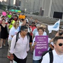 migrant march 26