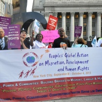 migrant march 5