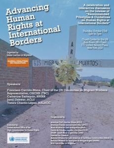 Human Rights at Borders