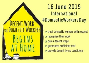 ILO domestic workers