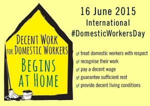 ILO domestic workers