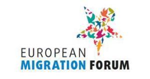European Migration Forum logo