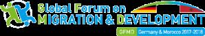 GFMD 2018 logo
