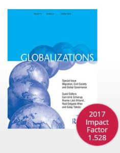 Globalizations Cover