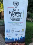 mayoral forum 1